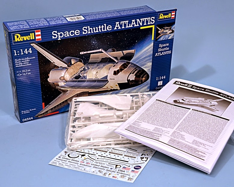 Space Shuttles From Model NewsTwo Scale As Models Return mnN8wO0v